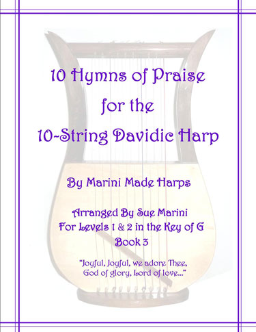 10 Hymns of Praise in Key of G Cover