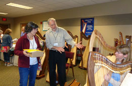 The Harp Gathering in OH