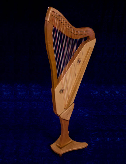 The Double-Strung Harp