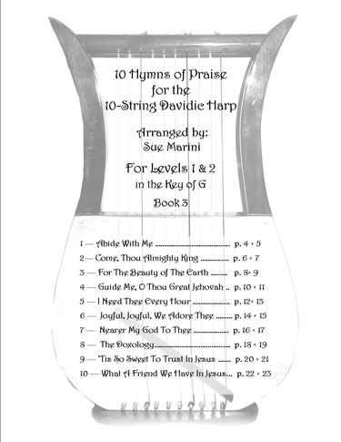 Hymns of Praise in G Table of Contents