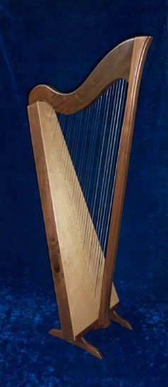 New! The Hallel Harps