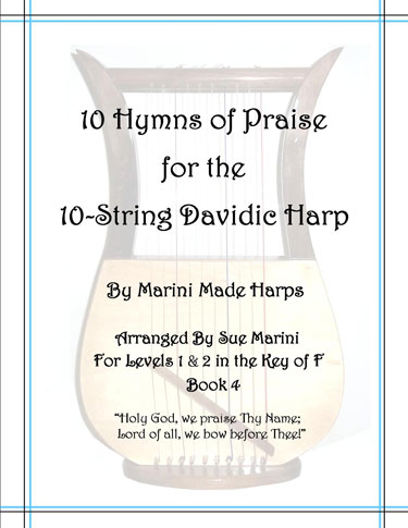 10 Hymns of Praise in Key of F Cover