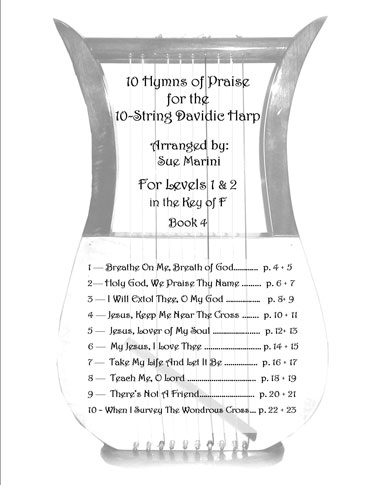Hymns of Praise in F Table of Contents