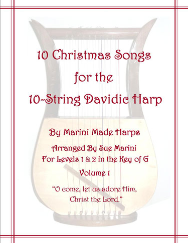 10 Christmas Songs Vol 1 Cover